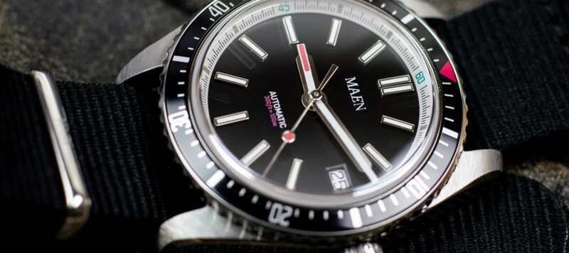 Hands-On with the Maen Hudson 38 Automatic