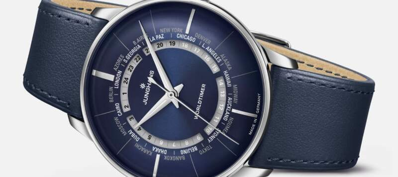 Introducing the Junghans Meister Worldtimer