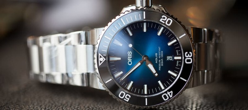 Introducing the Oris Aquis Clipperton Limited Edition