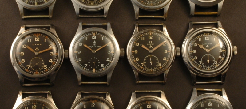 Military Watches of the World: Great Britain Part 1—The Boer War Through The Second World War