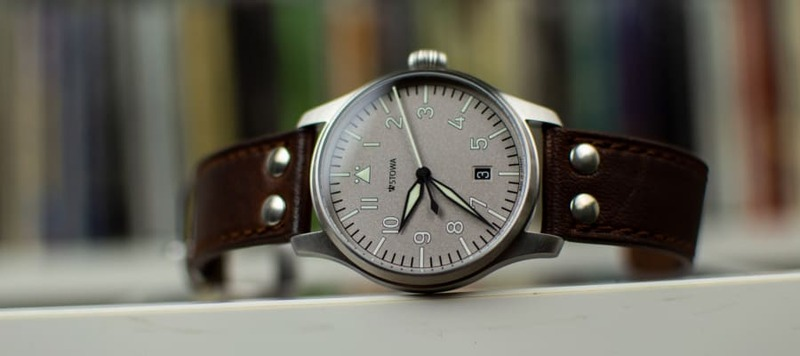 Review: Stowa Flieger Classic 40 Ikarus