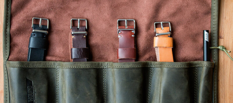 Rugged and Hard-Wearing—Why We Love the Model 2 Classic in the Worn & Wound Shop