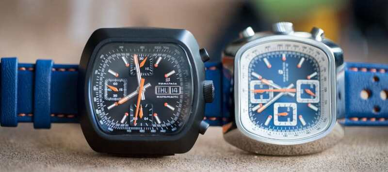 Straton Speciale Chronograph Review