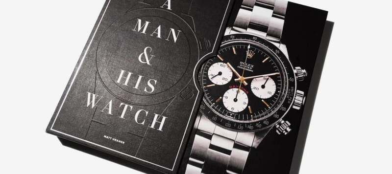 """The Worn & Wound Podcast Ep. 42: Matthew Hranek, Author of """"A Man and His Watch"""""""