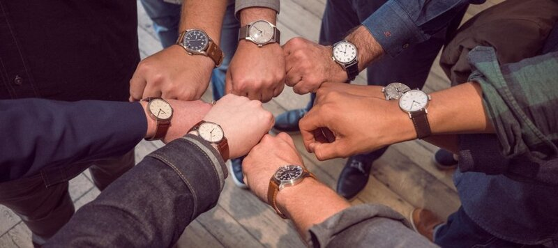 The Worn & Wound Podcast Ep. 70: Growing the WatchFam with OT