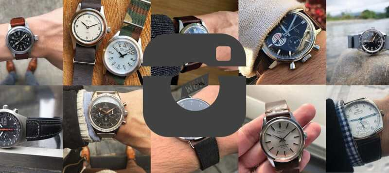 w&w Instagram Round-Up with a Seiko Lord Marvel, a Sinn 144, and More