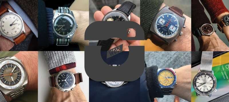 w&w Instagram Round-Up with a Seiko SilverWave, an Enicar Sherpa Graph, and More
